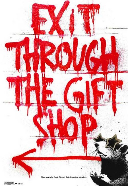 Exit through the giftshop